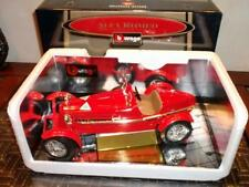 Bburago 3014 1931 ALPA ROMEO 8C MONZA Car 1:18 Diecast Red Special CollectionNIB