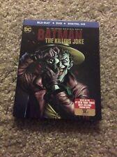 Batman: The Killing Joke - Bluray & DVD - Viewed Once!!!