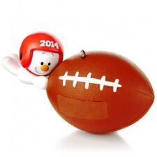 Hallmark 2014 Ornament Football Star
