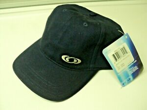 Genuine Authentic Salomon Baseball cap Blue Snapback New with tags
