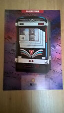 NSM Laserstorm CD Wallbox Jukebox Sales Brochure / Flyer / Pamphlet