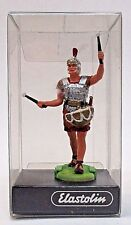 Elastolin Preiser #7205 ROMAN CENTURION DRUM 7cm 1:24 soldier figure MINT IN BOX