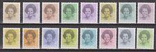 NVPH Netherlands Nederland 1237-1252  MNH PF Beatrix 1981 -1990 Pays Bas