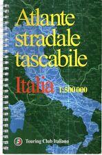 G9 Atlante stradale tascabile Italia 1:500 000 Touring 1999