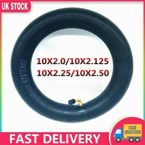 1*-10Inch E-Scooter Inner Tube 10X2.0/2.125/2.50 Thickened Rubber Tyres UK STOCK
