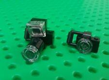 *NEW* Lego Cameras Small Black Cameras Lens Flash Camera Paparazzi Minifigs Figs