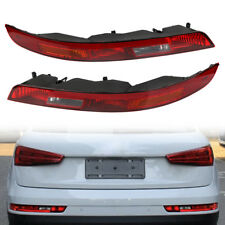 Rear Bumper Lower Tail Light Reverse Stop Lamp Fit For AUDI Q3 SUV 2016-2018