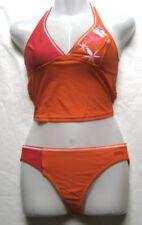 arena Damen Bikini Tankini Leponial Gr 40 Mango Red chlorbeständig 1406834
