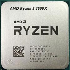 AMD Ryzen R5-3600X R5-3500X R3-3300X R7-2700X R5-2600X Socket AM4 CPU Processor
