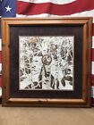 Bev Doolittle Three More For Breakfast Artist Proof In Frame With COA 71/150