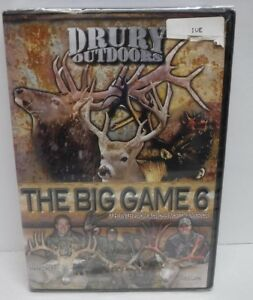 Drury Outdoors The Big Game 6 DVD
