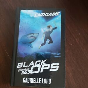 Black Ops Endgame : Conspiracy 365 by Gabrielle Lord (2014, Hardcover)