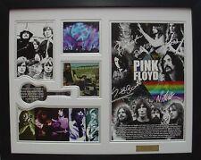 Pink Floyd Limited Edition Signature Framed Memorabilia (w)