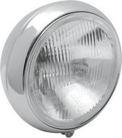 Drag Specialties 7in Headlight 2001-0328