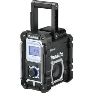 Makita 18V LXT Cordless Lithium-Ion Bluetooth Job Site Radio XRM06B New