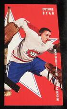 1994 ROGATIEN VACHON**Parkhurst Tall Boys Future Stars Card**Montreal Canadiens
