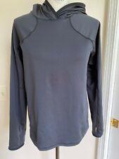 Woman's UnderArmor Sark Grey Sweatshirt Size Large