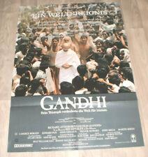 A1 Filmplakat GANDHI,RICHARD ATTENBOROUGHS,