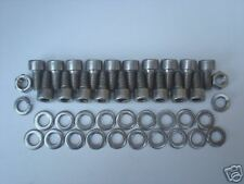4AGE 4AGZE Sump Pan Bolt Kit MR2 Corolla GTI  AE86 AW11
