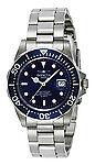Invicta Men's 9308 Pro Diver Quartz 3 Hand Blue Dial Watch