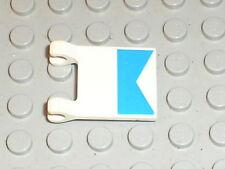 Drapeau flag 2x2 LEGO 2335p01 / sets 6560 6559 6558 6555 6557 5389 6556 6441....