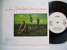 """7"""" VINYL SINGLE. I've Been Losing You by A-Ha. 1986. WEA. W 8594."""