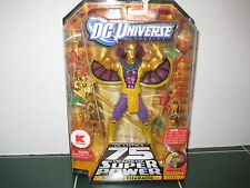DC Universe Golden Pharaoh Figure with Stand Wave15 Validus Series with Stand