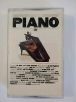Atlantic Jazz, Piano, Cassette Tape