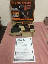Genuine OEM Black-Decker ~ 12V Max Li-lon ~ BDCDD12C ~ KIT ~Drill/Driver/Battery