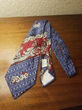 "Vintage 1940s Swing, Jazz Era Art Tie by ""Pilgrim Rayon Cravats"""