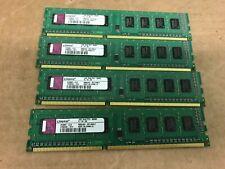4GB ( 4 x 1GB) PC3-8500U DDR3 1066 Non-ECC Unbuff Memory Kit