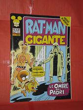 RAT-MAN gigante- N°25-completo adesivi - PANINI fumetto- RATMAN- :leo ortolani