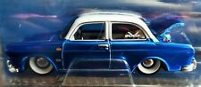 MAISTO 67 1967 VW NOTCHBACK VOLKSWAGEN ALL STARS V BUGZ COLLECTIBLE CAR BLUE HTF