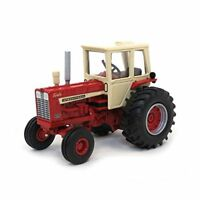 International Harvester 1256 Tractor w/ Cab 50th Anniversary 1:64 Model ZJD1800*