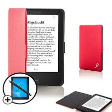 Forefront Hülle Rot Intelligente Tolino Vision 4 HD bildschirm Schutz & Stift