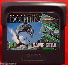 Ecco-ecco the Dolphin-SEGA GAME GEAR GG