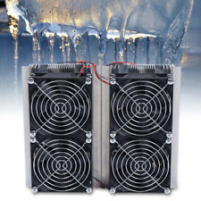 240w Refrigeration Plate Cooler Semiconductor Peltier Cooling Cold With Fan 12v