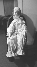 """Haunted Paranormal """"ACTIVE"""" Creepy Clown Doll Metaphysical"""