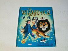 The Wizard of Oz Baum Children's Wonder Book 1976 Printing Excellent+ Condition