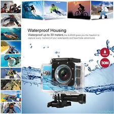 Action Camera 4K 1080P Ultra HD Sports camera Helmet Video Cam waterproof