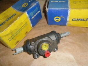 NEW GENUINE PAIR REAR WHEEL CYLINDERS BEDFORD COMMER DODGE