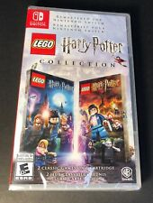LEGO Harry Potter Collection [ Years 1-4 + Years 5-7 ] (Nintendo Switch) NEW