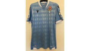 2019 Senad Lulic Match Issued Worn Lazio Vs Juventus Soccer Shirt! Game Jersey