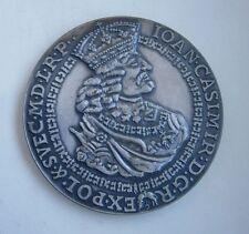 Polish Poland Sweden King John Ii Casimir Polish–Lithuanian Medal