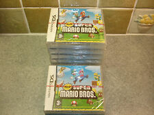 New Super Mario Bros. (Nintendo DS) Brand New Factory Sealed by Nintendo