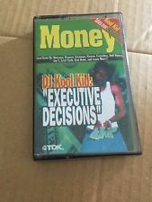 DJ Kool Kid Executive Decisions NYC 90s Hip Hop Cassette Mixtape
