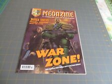 JUDGE DREDD MEGAZINE  ISSUE 57 SEPTEMBER 1998