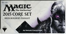 S00602. MTG Magic the Gathering 2015 CORE SET Deck Builder's Toolkit SEALED