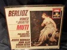 Berlioz-Romeo et Juliette-MUTTI & The Philadelphia Orchestra - 2cd-box