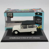 1:43 IXO Citroen DALAT R PICK UP 1971 VIETNAM Car Models Toys Diecast Collection